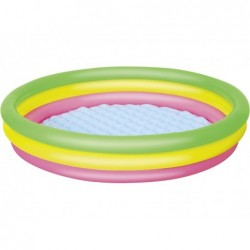Aufblasbares Schwimmbecken 3 Ringe Ocean 152 X 30 Cm Bestway 51103