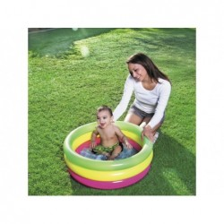 Aufblasbarer Pool 3 Ringe 70 X 24 Cm Cm Bestway 51128   Poolsweb