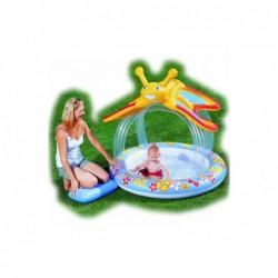 Schwimmbecken Schmetterling Für Baby 137 X 127 X 132 Cm. Bestway 52137b
