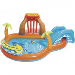 Pool Isla Vulkan Bestway 63069. 265 X 265 X 104 Cm.