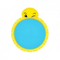 Aufblasbares Kinderbecken 165x144x69 Cm. Emoji Bestway 53081 | Poolsweb