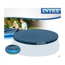 Abdeckung Für Pool Easy Set 396 Cm Intex 28026 | Poolsweb