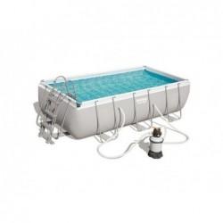 Abnehmbares Schwimmbad Bestway 56442 De 404x201x100 Cm.