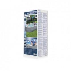 Abnehmbarer Pool 488x305x107 Cm. Power Steel Bestway 56448 | Poolsweb
