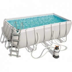 Pool Abmontierbar 412 X 201 X 122 Cm Bestway 56457