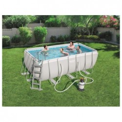 Pool Abmontierbar 412 X 201 X 122 Cm Bestway 56457 | Poolsweb