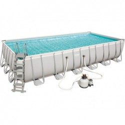 Pool Abmontierbar 732 X 366 X 132 Cm Bestway 56475