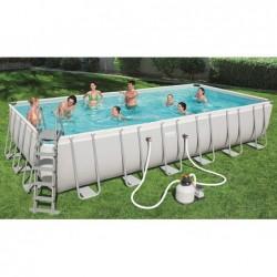 Pool Abmontierbar 732 X 366 X 132 Cm Bestway 56475   Poolsweb