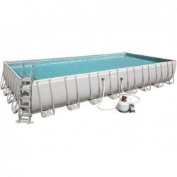 Pool Bestway 56623 Abmontierbar. 956 X 956 X 132 Cm.