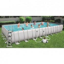 Pool Bestway 56623 Abmontierbar. 956 X 956 X 132 Cm.  | Poolsweb