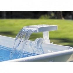 Wasserfall Für Pools Mit Led-Licht Intex 28090 | Poolsweb