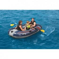 Aufblasbares Boot Von 255x127 Cm. Treck X2 Set Bestway 61068 | Poolsweb