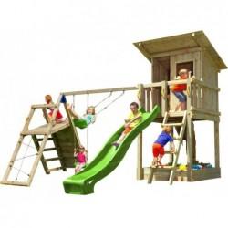 Kinderspielplatz Mit Challenger Beach Hut Xl Masgames Ma822301