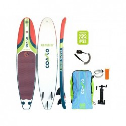 Aufblasbares Surfbrett Coasto Air Surf 8 Poolstar Pb-Cairs8a Von 244x57 Cm. | Poolsweb