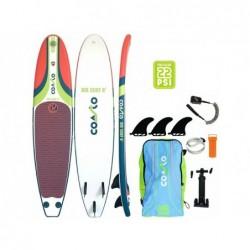 Aufblasbares Surfbrett Coasto Air Surf 8 Poolstar Pb-Cairs8b De 244x57 Cm | Poolsweb
