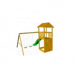 Kinderpark Mit Doppelschaukel Taga Klettern Masgame Ma700365